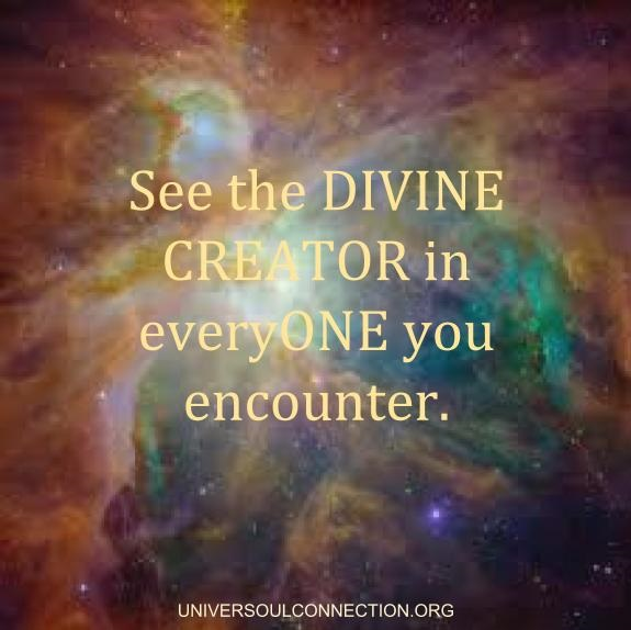 See the Divine CreatOR